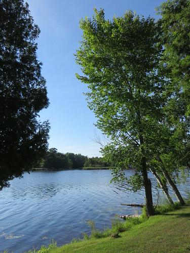 Peshtigo River (Peshtigo, Wisconsin)