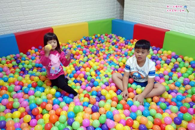 嘉義親子飯店 雲登景觀飯店 嘉義住宿推薦 兒童遊戲區 (2)
