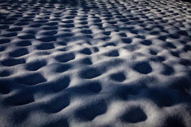 neige géométrique