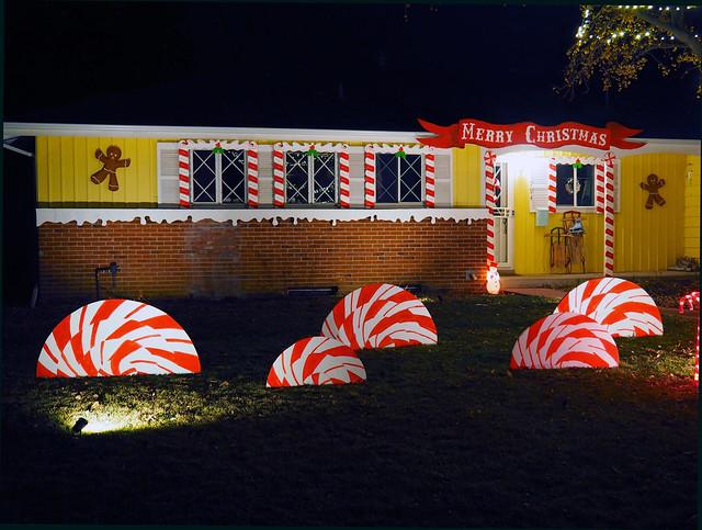 2018 Christmas House