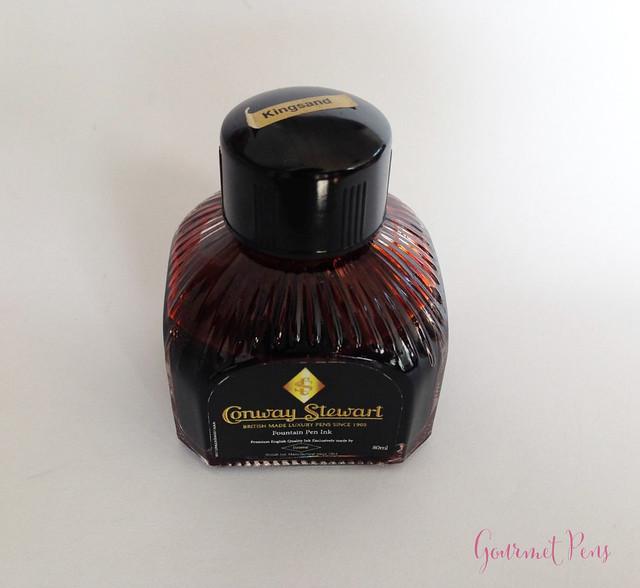 Conway Stewart Kingsand Ink 1