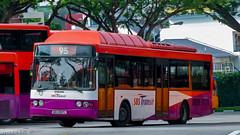 SBS Transit Volvo B10BLE CNG (Volgren)