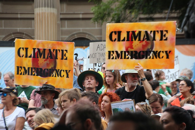 Climate Emergency - Melbourne climate march for our future - #stopAdani - IMG_3798