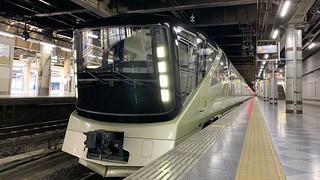 今日のトランスイート四季島 - 上野駅
