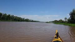 Kayak - Isla de los Mastiles - Canal Kayakista - Parana Viejo -  (07)