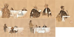 Dessins au tribunal 14.03.19