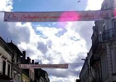 2 -  Montceau-les-Mines, Le printemps... des poètes est dans la rue