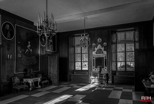 Zonlicht in de kamer