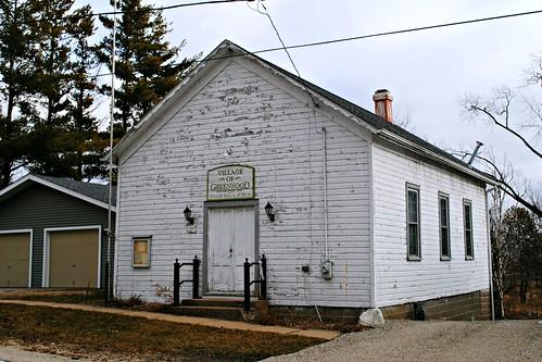 Greenwood, Illinois Village Hall