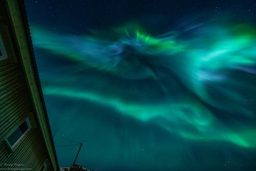 Magical Auroras in Colorful Vesterålen, Norway