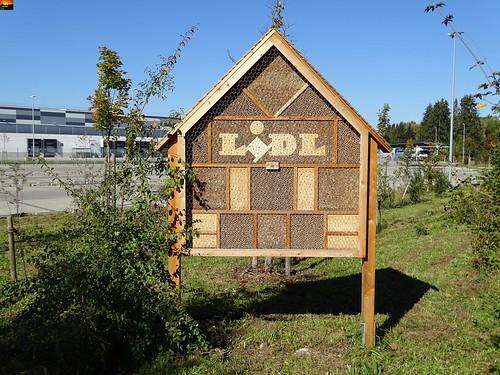 LIDL Insektenhotel - LIDL Insect Hotel