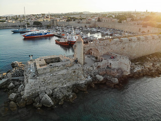 Rhodes old town direction | by TimoOK
