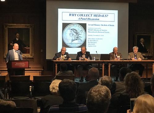 MCA 2018 Boston conference Adams moderating panel