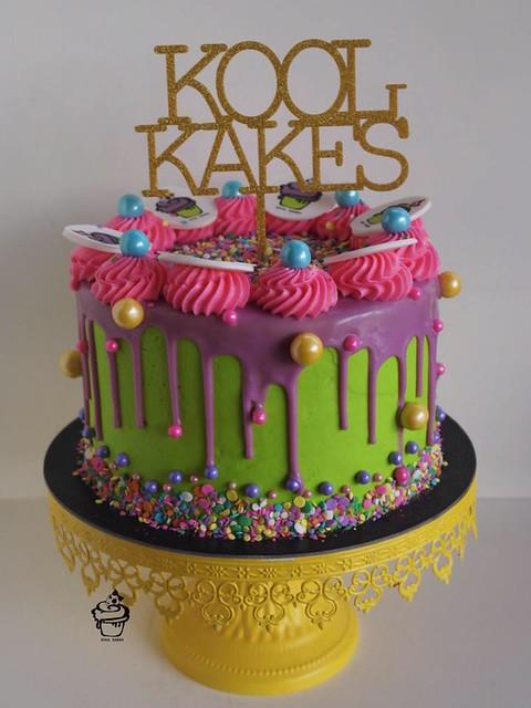 Cake by Kool Kakes