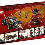 LEGO Ninjago Legacy 2019 70669 02