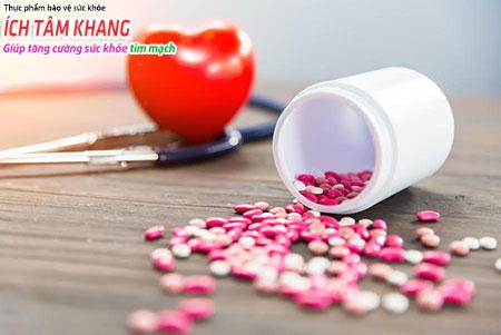 Sử dụng thuốc giúp kiểm soát triệu chứng, ngăn bệnh mạch vành tiến triển