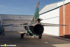 331---0390324621---East-German-Air-Force---Mikoyan-Gurevich-MiG-23ML-Flogger---Madrid---181007---Steven-Gray---IMG_1732-watermarked