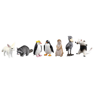 TAKARA TOMY《動物冒險》第三彈「動物的朋友編」好評續推!アニアくじ3 どうぶつのおともだち編