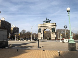 Grand Army Plaza, Brooklyn | by brownpau