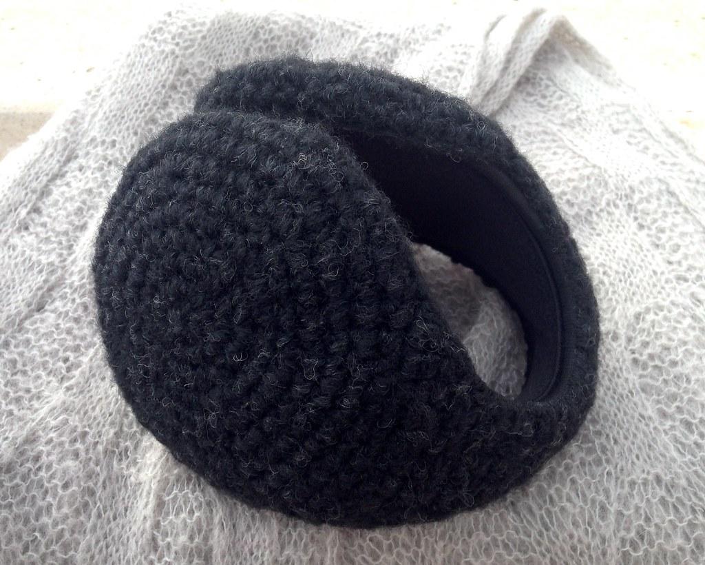 Orejeras en lana - wool earmuffs