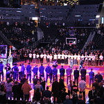 TEECS at  Brooklyn Nets game.
