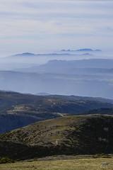 Montserrat in the mist
