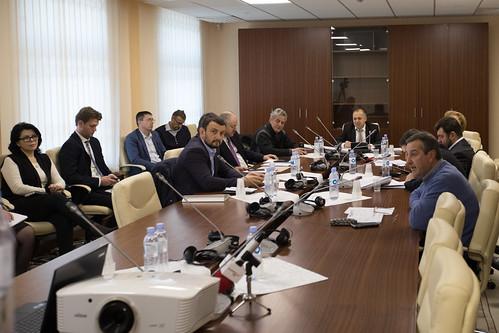 12.12.2018 Şedinţa Comisiei economie, buget şi finanţe
