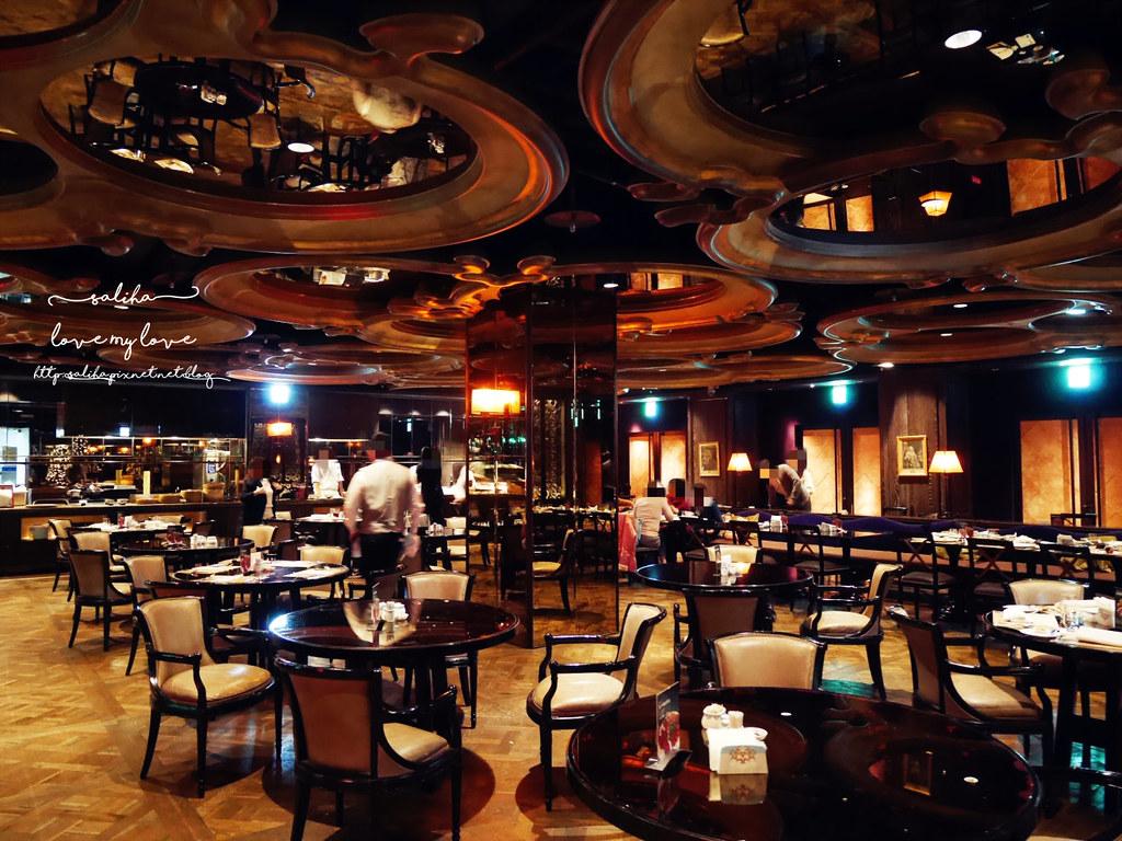 台北車站京站君品雲軒西餐廳飯店下午茶吃到飽buffet (2)