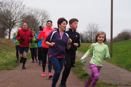 Linford Wood Parkrun 5 Jan 2019