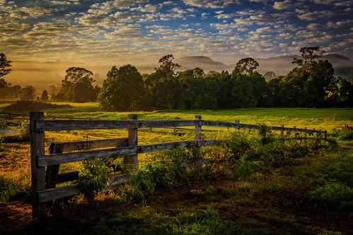 Farmyard Fence