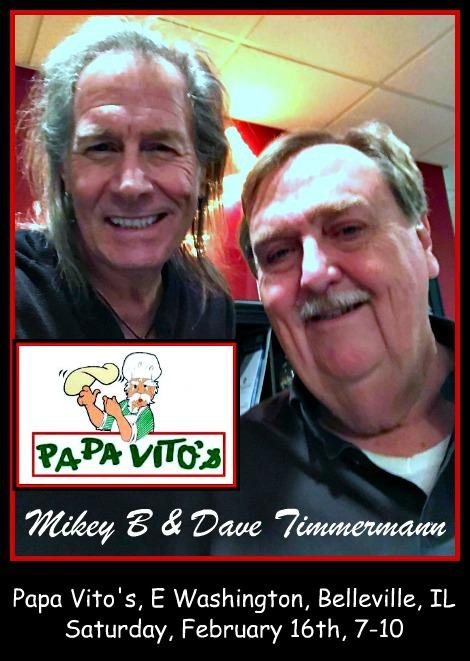 Mikey B & Dave Timmermann 2-16-19