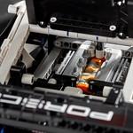 LEGO Technic 42096 Porsche 911 RSR 6