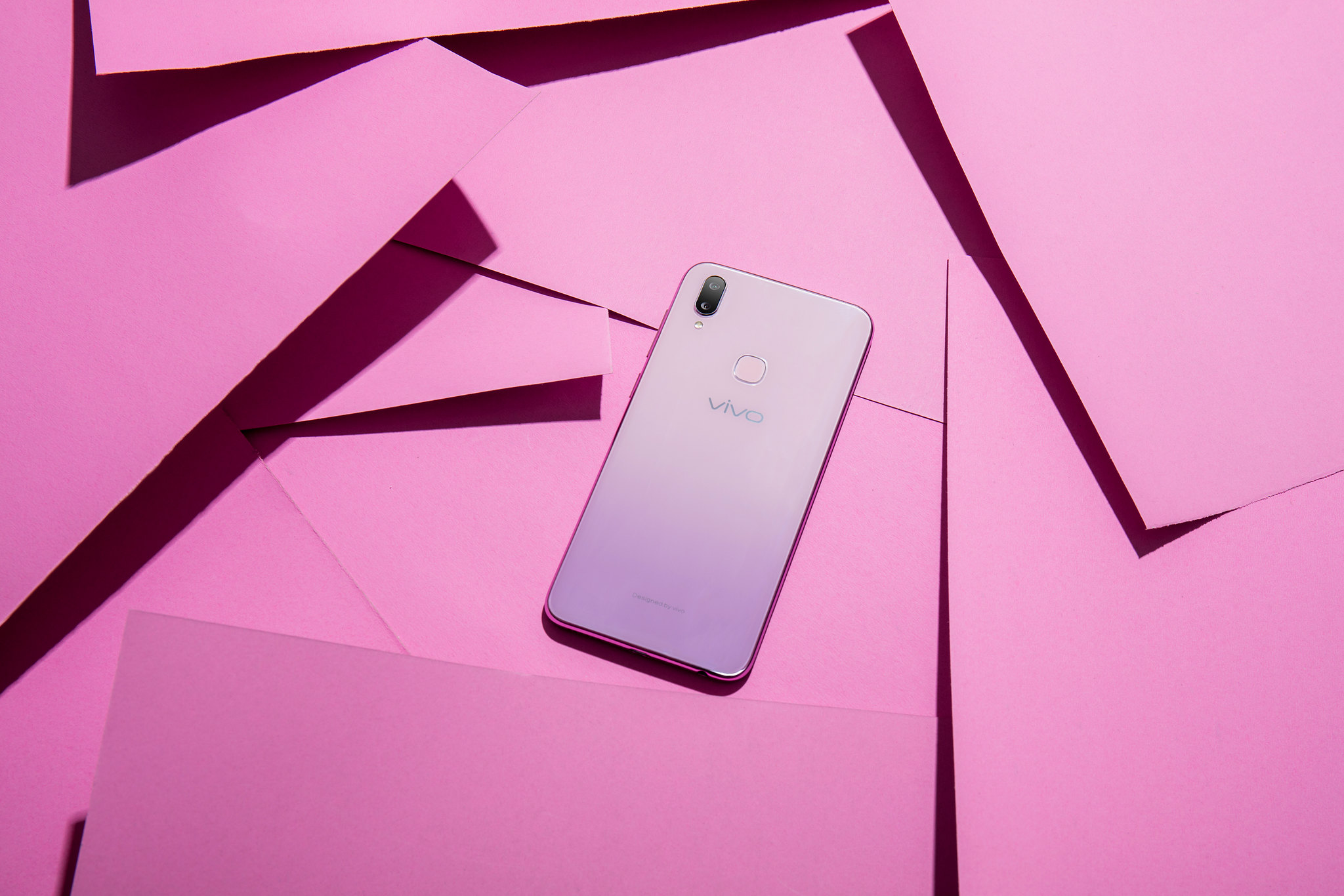Fairy Pink Shows You Why Pink is Power: Vivo Limited Edition Pink V11i