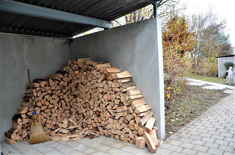 Wood Pile 28.11.2018