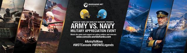 Army vs navy