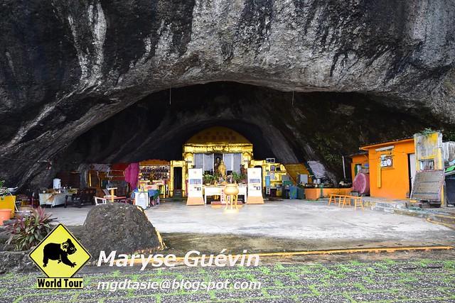 Changbin, les grottes de Baxian