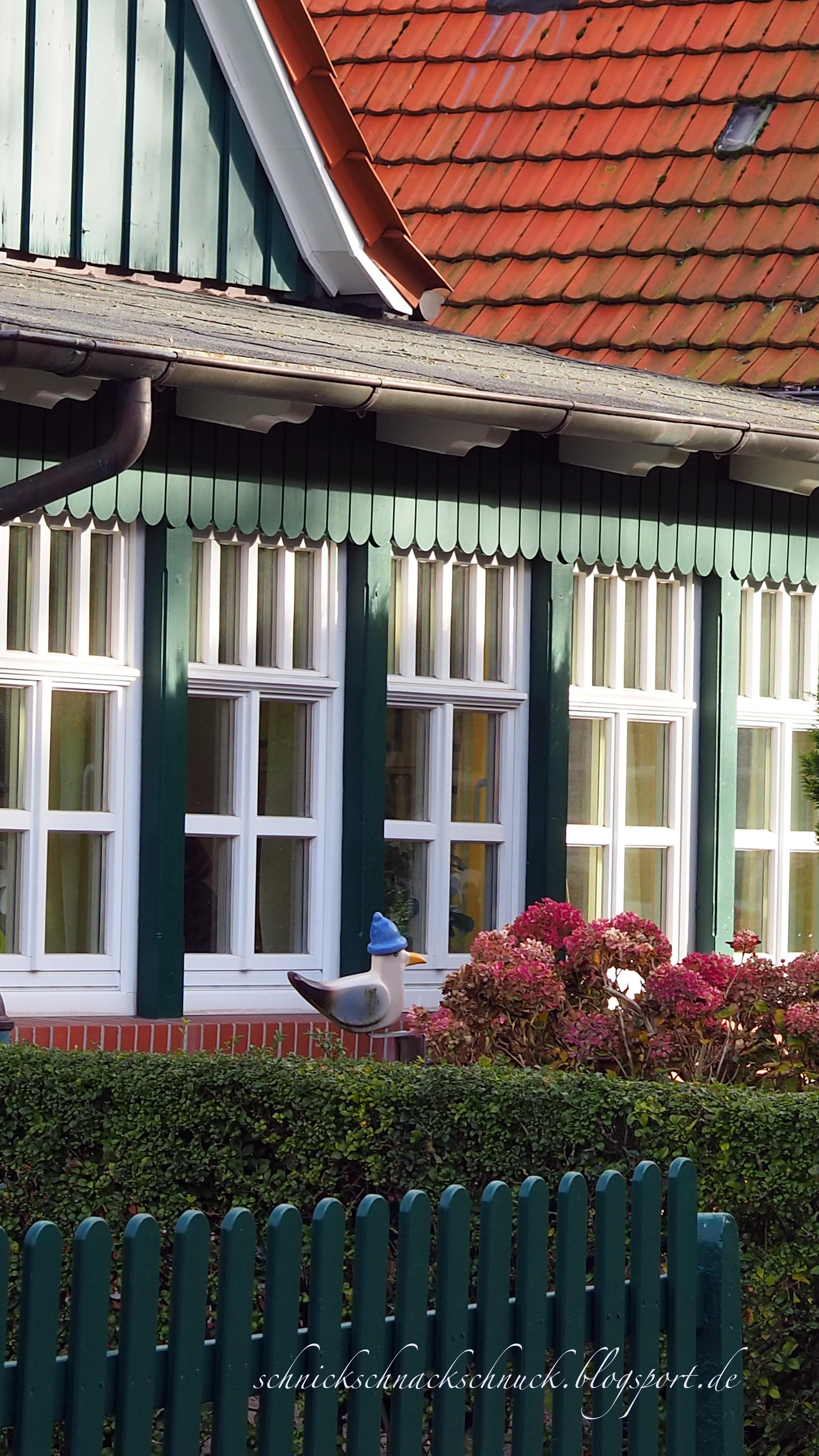 Dorfkern Spiekeroog