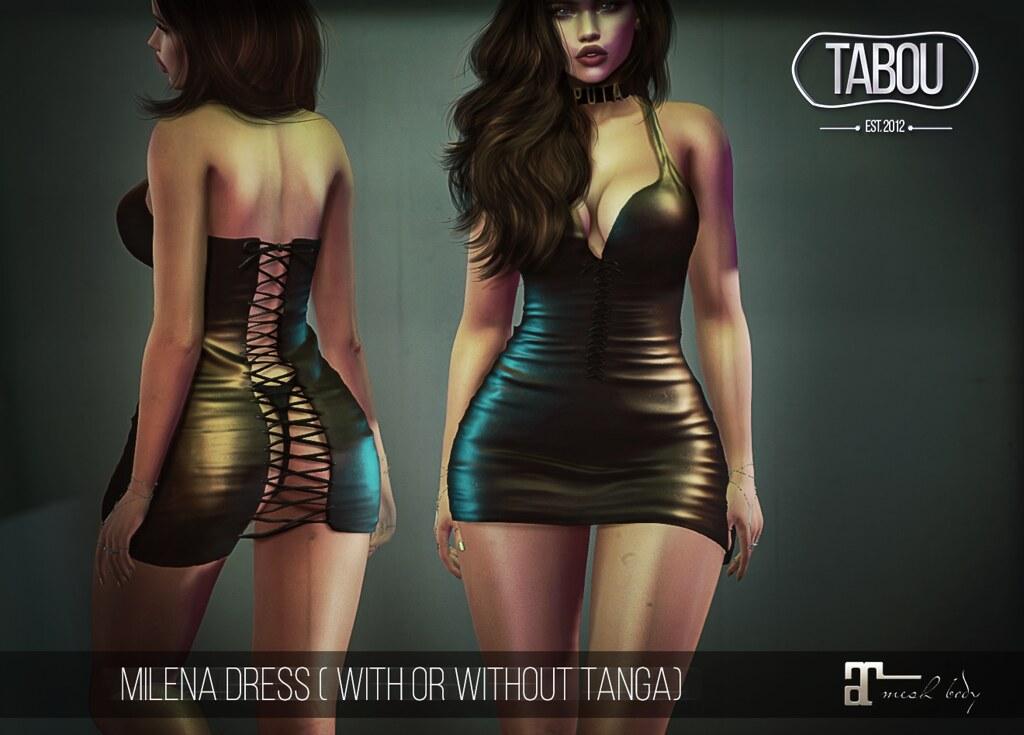 Milena Dress @ ROMP