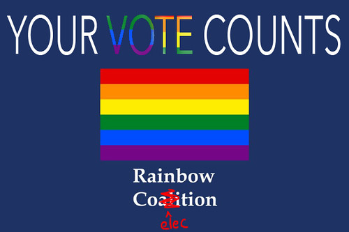 Rainbow CoElection #BOBS021
