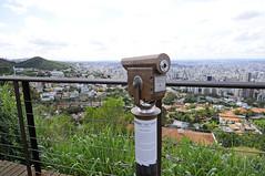Belo Horizonte ganha lunetas para observação da paisagem urbana da cidade