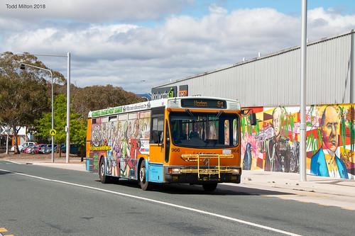BUS 966 Erindale CRDL