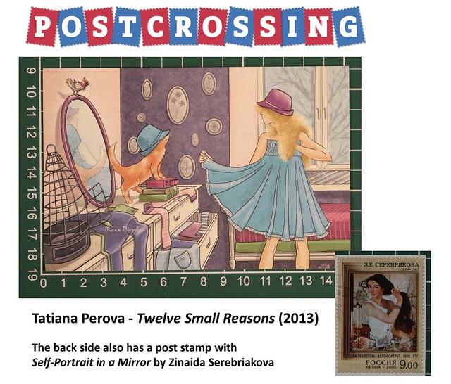 034 - Tatiana Perova - Twelve Small Reasons (2013)