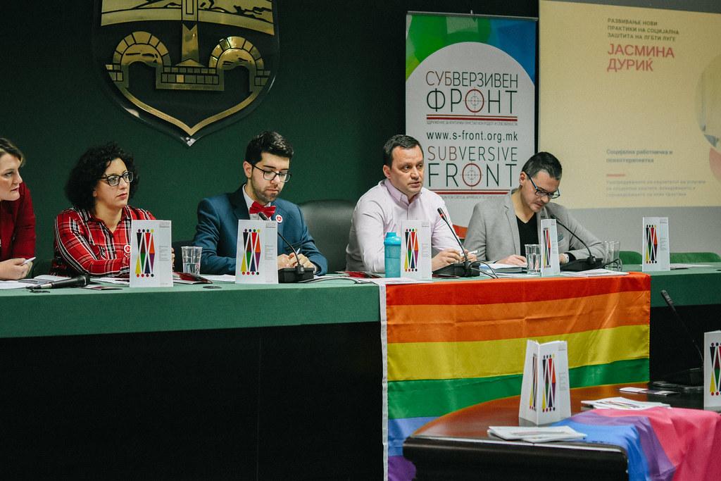 Развивање нови практики на социјална заштита на ЛГБТИ луѓе