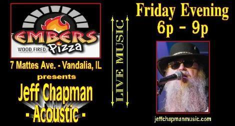 Jeff Chapman Friday