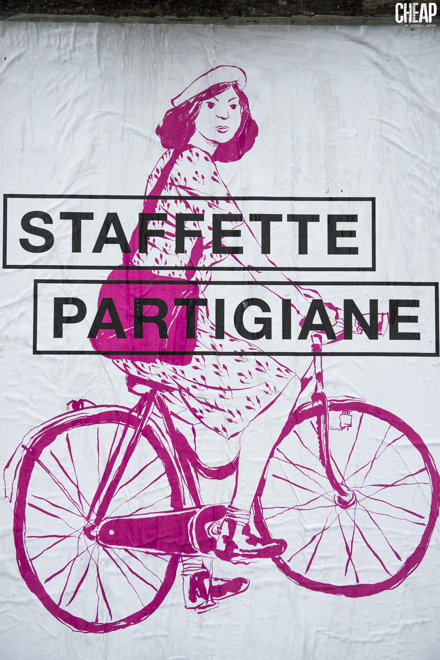 CHEAP per Staffette Partigiane