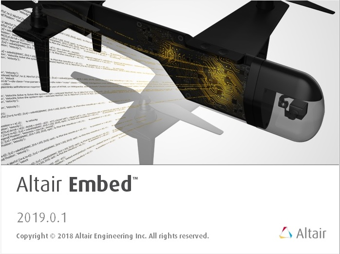 Altair Embed 2019.0.1 Build 41 x64 full
