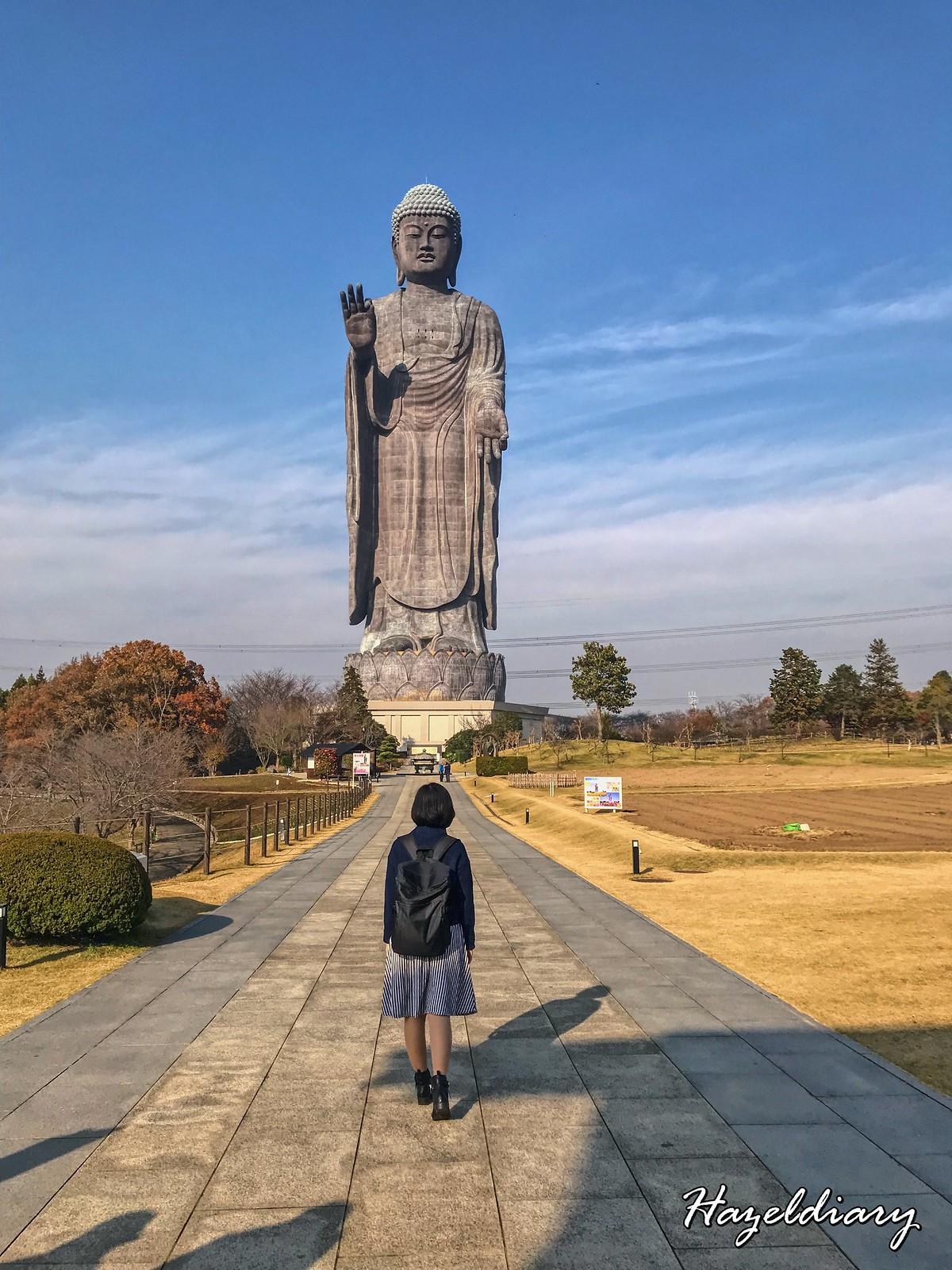 Ushiku Daibutsu Japan