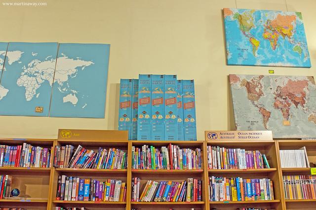 Librairie de voyage Anticyclone des Açores