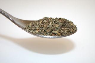 16 - Zutat Basilikum / Ingredient basil