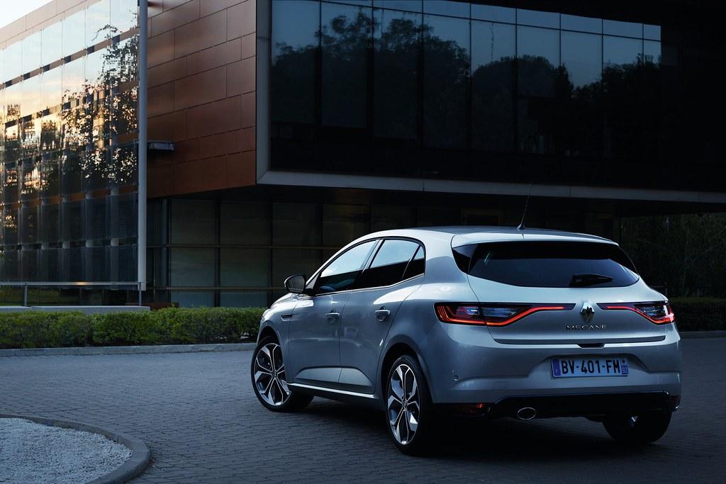 Comprar Renault Mégane